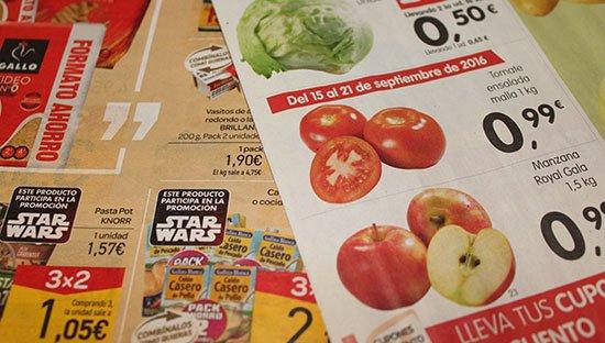 ¿Cuánto cuestan los alimentos en Madrid?