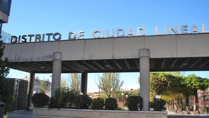 Distrito de Ciudad Lineal
