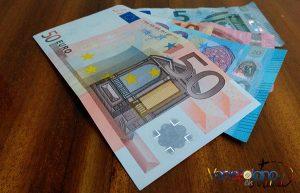 Compra divisas antes de emigrar.