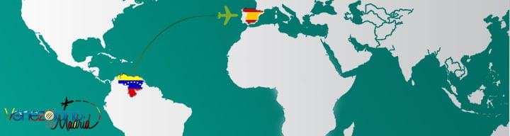 Emigrar de Venezuela a España
