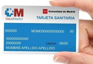 Tarjeta Sanitaria de Madrid