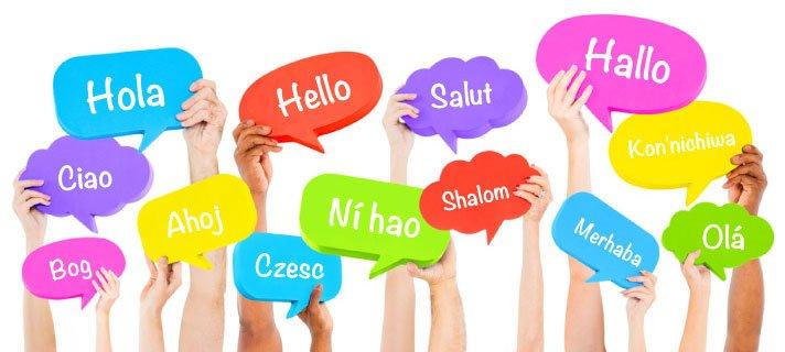 Hablar otros idiomas puede ser clave para tener una entrevista de trabajo exitosa.